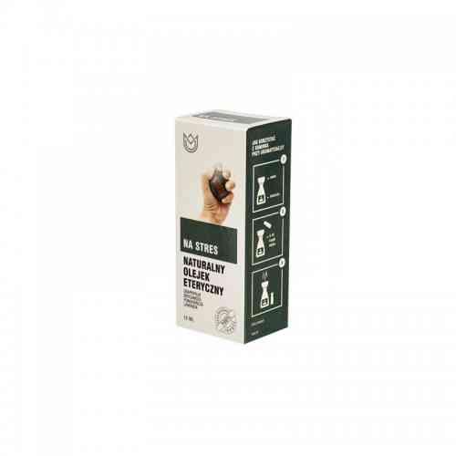 Naturalny olejek eteryczny NA STRES 12ml Naturalne Aromaty
