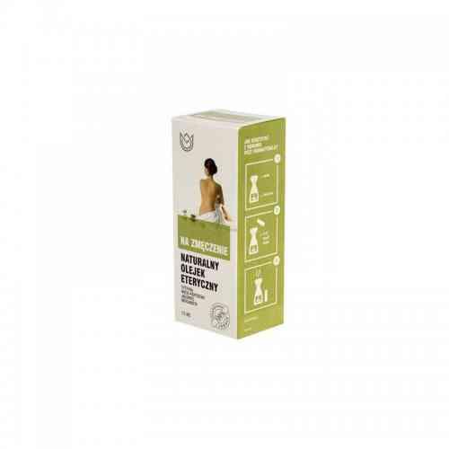 Naturalny olejek eteryczny NA ZMĘCZENIE 12ml Naturalne Aromaty