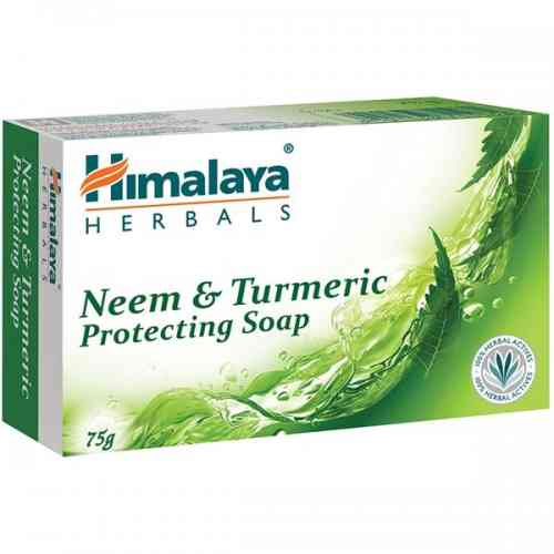 Mydło z neem i kurkumą 75g Himalaya Herbals
