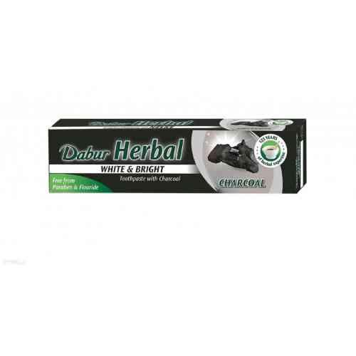 Pasta do zębów z AKTYWNYM WĘGLEM 100ml Dabur