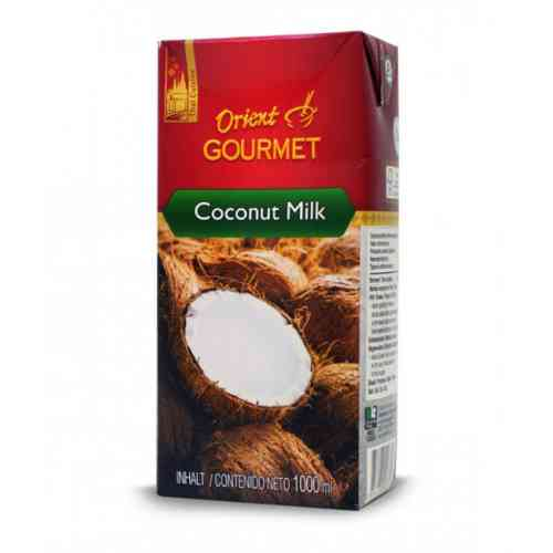 Mleko kokosowe bez konserwantów 1l Orient Gourmet