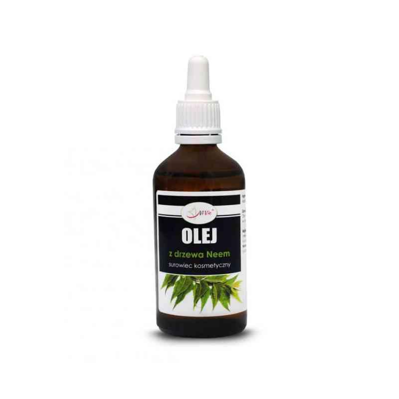 Olej z neem (miodli indyjskiej) 50ml Vivio