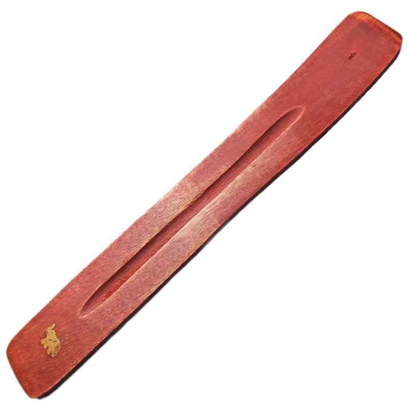 Drewniana podstawka do kadzideł