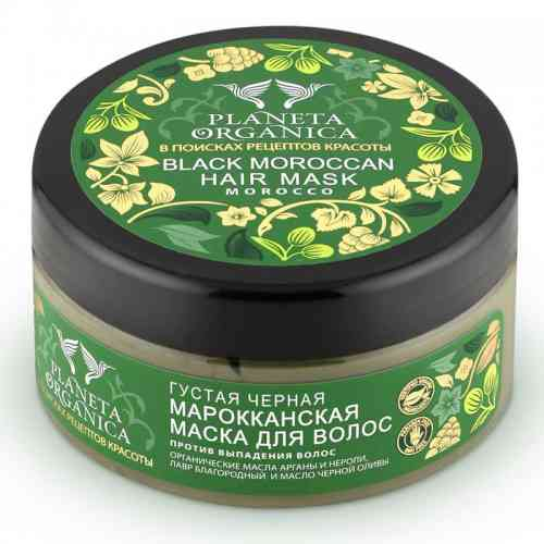 Maska do włosów MAROKAŃSKA 300ml Planeta Organica