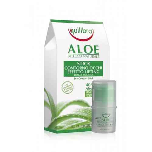 Aloesowy sztyft pod oczy 5,5 ml Equilibra