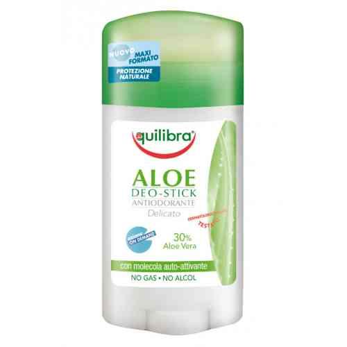 Aloesowy dezodorant w sztyfcie 50 ml Equilibra