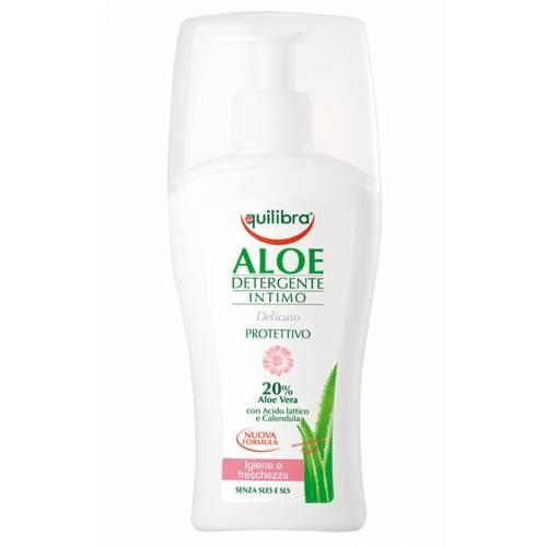 Aloesowy żel do higieny intymnej 200 ml Equilibra