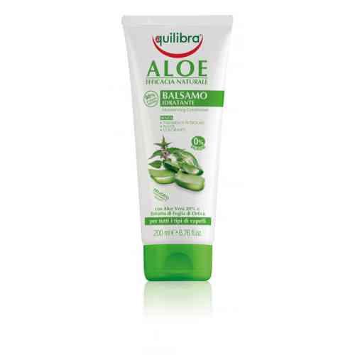 Nawilżająca odżywka aloesowa NATURALE 200 ml Equilibra