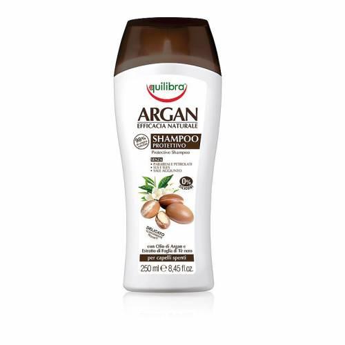 Ochronny szampon arganowy NATURALE 200 ml Equilibra