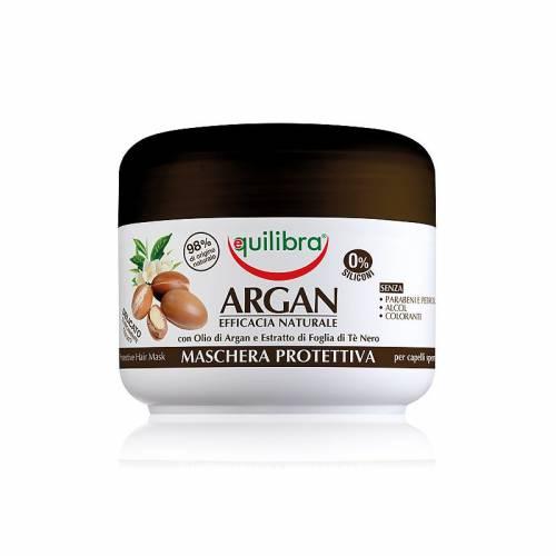 Maska ochronna arganowa NATURALE 200 ml Equilibra