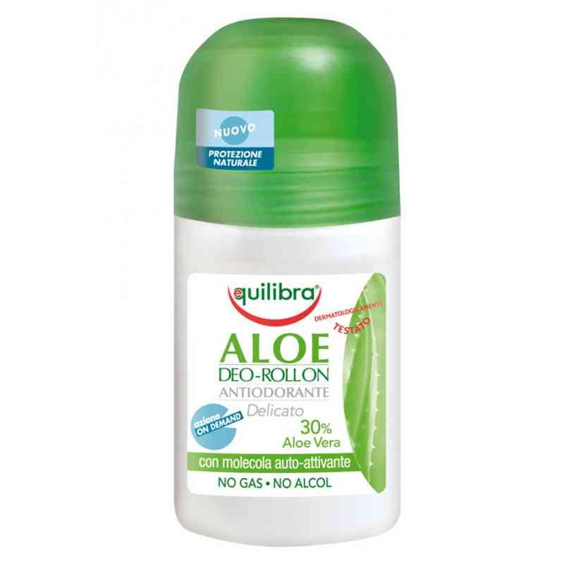 Aloesowy dezodorant w kulce 50 ml Equilibra