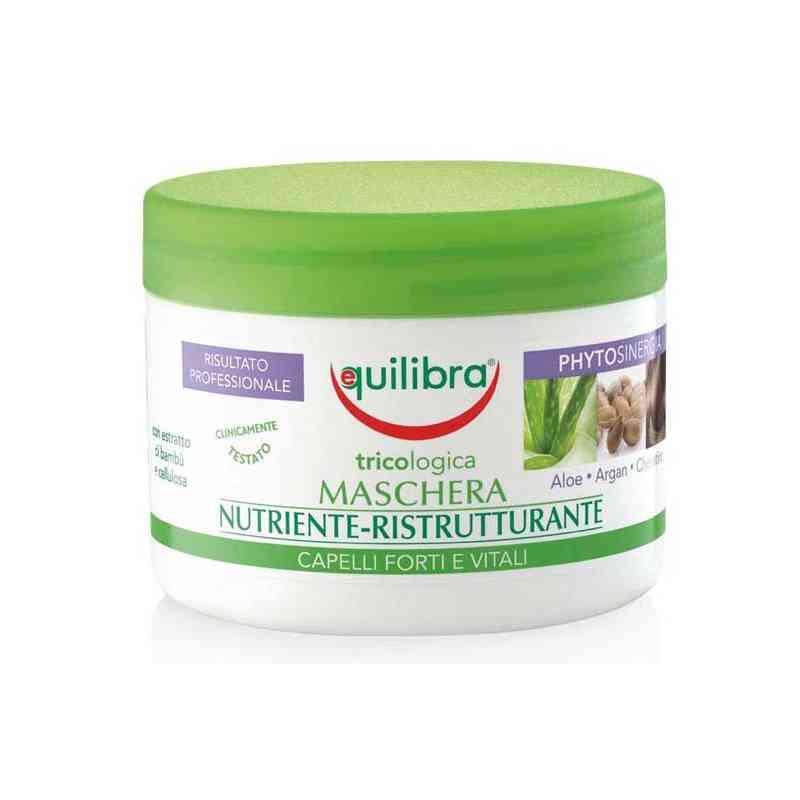 Intensywnie odżywiająca i regenerująca maska do włosów TRICOLOGICA 200 ml Equilibra