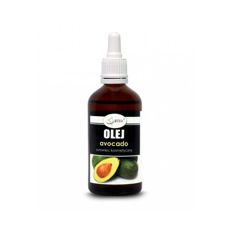 Olej awokado kosmetyczny 100ml Vivio