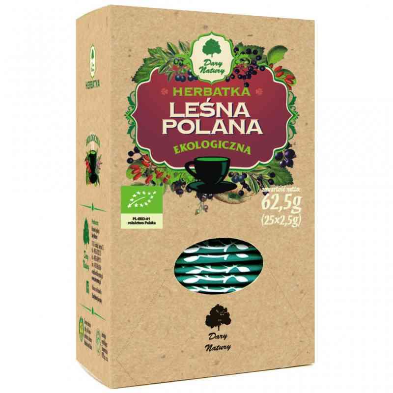Herbatka leśna polana ekologiczna 25x2,5g Dary Natury