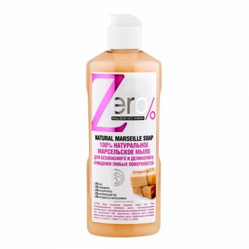 Naturalne mydło Marsylia do czyszczenia 500ml ZERO
