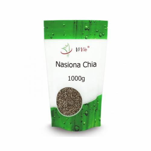 Chia nasiona szałwi hiszpańskiej 1 kg Vivio