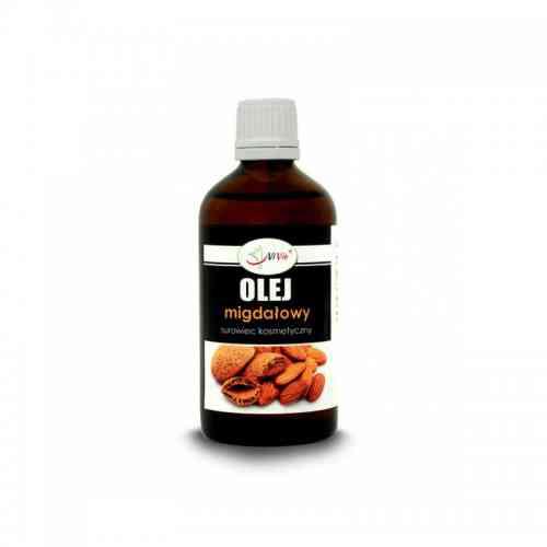 Olej ze słodkich migdałów 100 ml Vivio