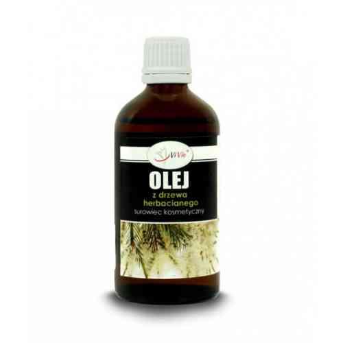 Olej z drzewa herbacianego esencja 50 ml Vivio