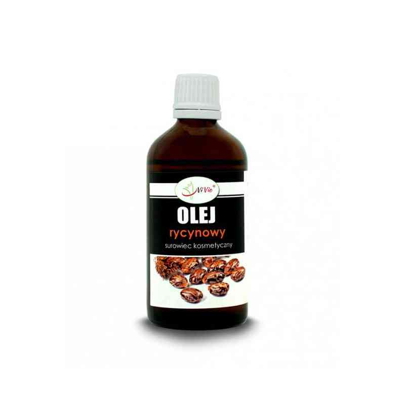 Olej rycynowy 100 ml Vivio