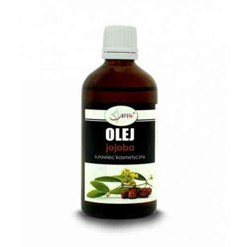 Olej jojoba nierafinowany 50 ml Vivio