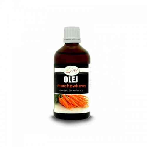 Olej marchewkowy 100 ml Vivio