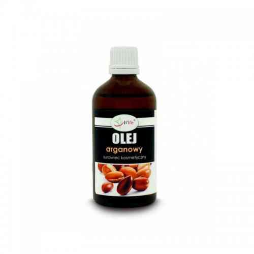 Olej arganowy zimnotłoczony 100 ml Vivio
