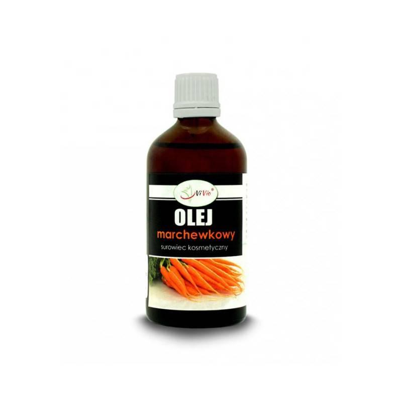 Olej marchewkowy 50 ml Vivio