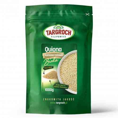 Komosa ryżowa biała QUINOA 1kg Targroch