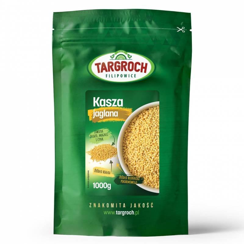 Kasza jaglana 1kg Targroch