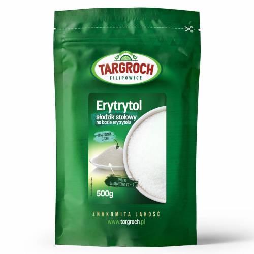 Erytrytol zamiennik cukru 500g Targroch