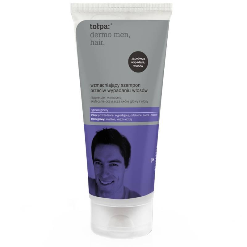 Wzmacniający szampon przeciw wypadaniu włosów 200 ml Tołpa dermo men