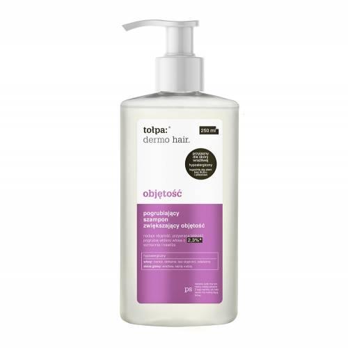 Pogrubiający szampon zwiększający objętość 250 ml Tołpa dermo hair