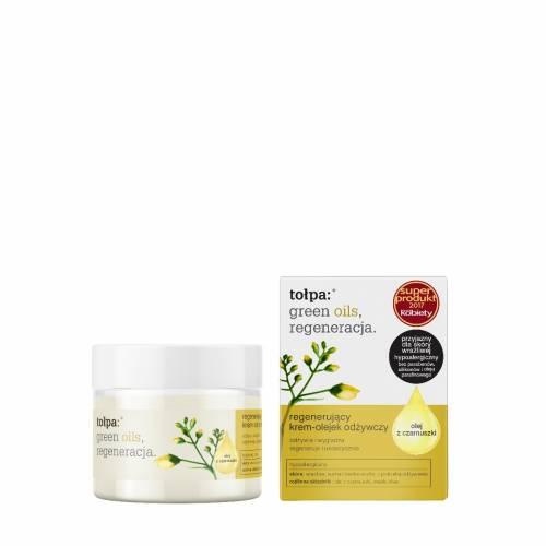 Regenerujący krem-olejek odżywczy 50 ml Tołpa green oils