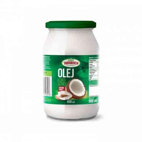 Olej kokosowy rafinowany do smażenia 900ml Targroch