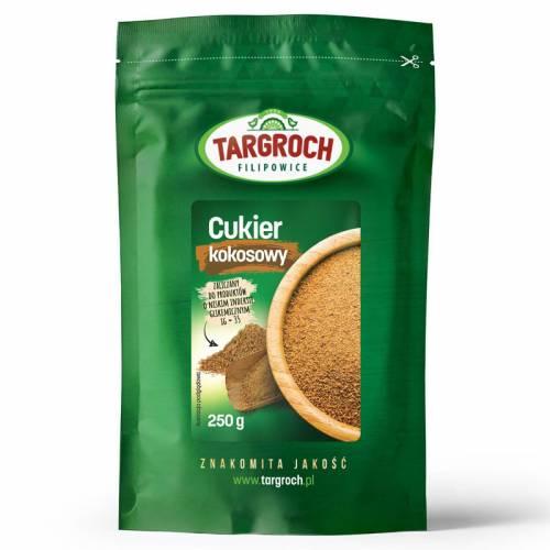 Cukier kokosowy 250g Targroch
