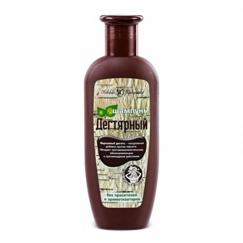 Dziegciowy szampon przeciwłupieżowy 250ml Nevskaya Kosmetika