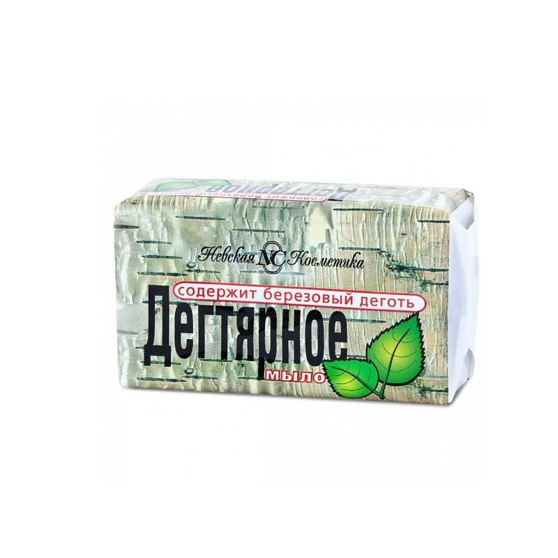 Mydło dziegciowe 140g Nevskaya Kosmetika