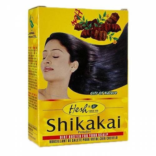 Puder myjący do włosów SHIKAKAI 100g Hesh