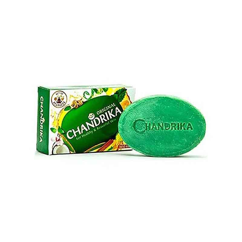 Indyjskie mydło CHANDRIKA original 75g