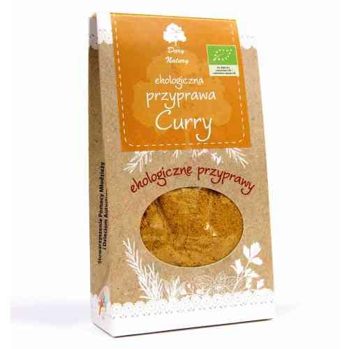 Ekologiczne curry 60g Dary Natury