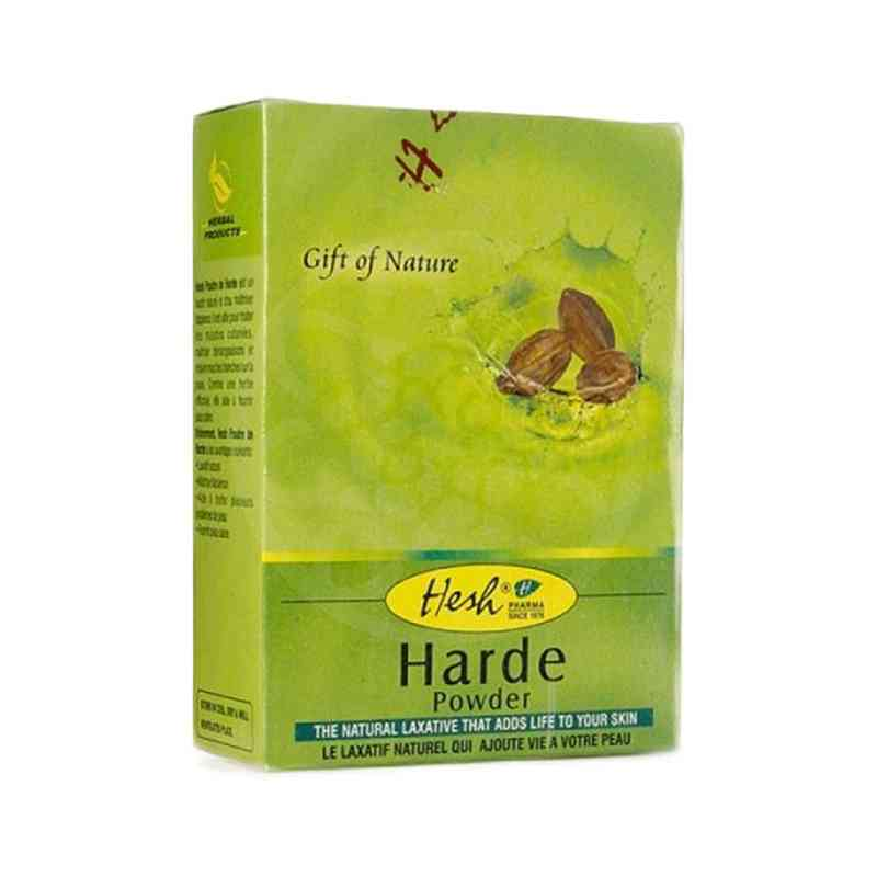 HARDE ziołowa maseczka oczyszczająca w proszku do twarzy 50g Hesh