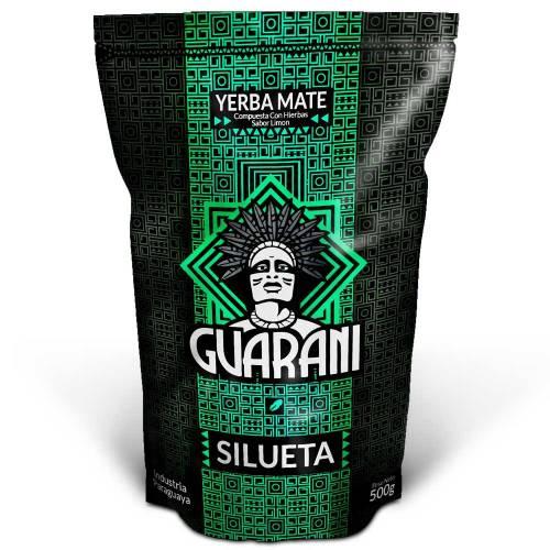 Yerba Mate SILUETA głębia smaku 500g Guarani