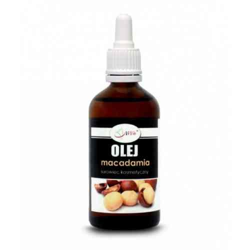 Olej macadamia 100ml Vivio