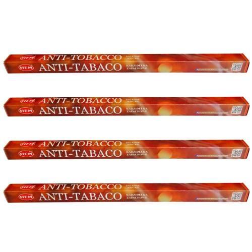 Kadzidła ANTI-TOBACCO na dym tytoniowy 32 szt. HEM