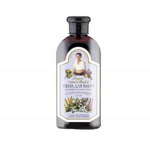 Emulsja do kąpieli ODPRĘŻAJĄCA 500ml Recepty Babci Agafii