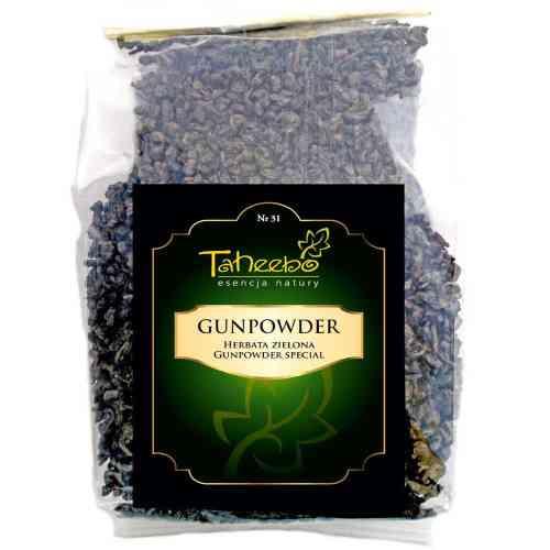 Herbata zielona GUNPOWDER special 250g Taheebo