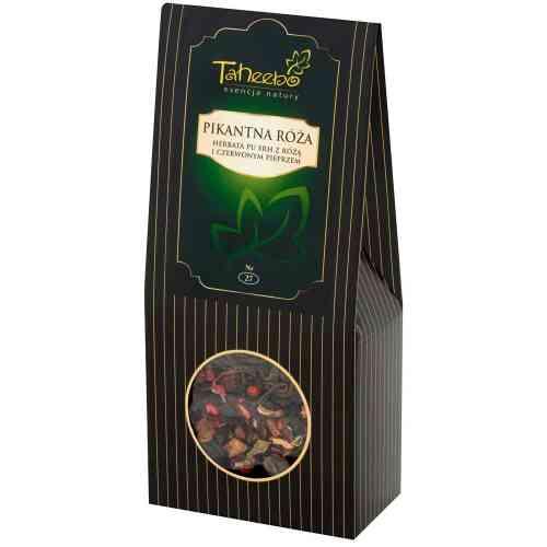 Herbata czerwona PIKANTNA RÓŻA 75g Taheebo
