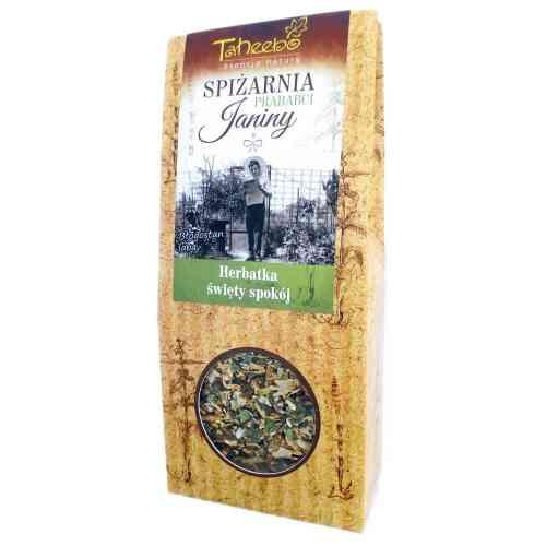 Herbatka NA ŚWIĘTY SPOKÓJ 50g Taheebo Spiżarnia Prababci Janiny