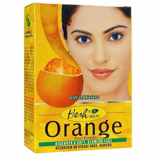 Skórka pomarańczy w proszku ORANGE 100g Hesh