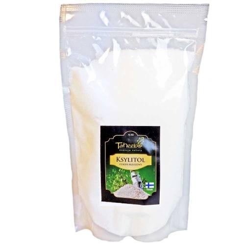 Ksylitol FIŃSKI cukier brzozowy 1kg Taheebo
